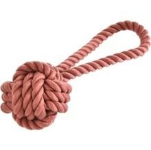 HOMEPET Игрушка для собак  узел с петлей из каната (72515)