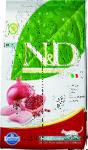 Farmina N&D Cat Chicken & Pomegranate Adult 5 кг./Фармина сухой беззерновой корм для кошек Курица, гранат