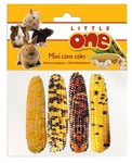 Little One 130 гр./Литл Ван Лакомство для грызунов мини кукуруза