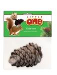 Little One/Литл Ван Лакомство для грызунов кедровая шишка