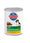Hills Science Plan Puppy Savoury Chicken 370 гр./Хиллс консервы для щенков с курицей
