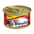 GIMPET Shiny Cat 70 гр./Джимпет Шани Кэт консервы для кошек Цыпленок