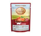 Nature's Table 85 гр./Натурис табл консервы для кошек лосось соус