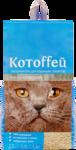 Котоffей 14,4 л./Котоффей наполнитель для кошек  гигиенический