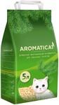AromatikCat Древесный наполнитель  5 л./3 кг.