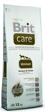 Brit  Care Venison Potato 3 кг./Брит Каре сухой корм для собак всех пород с дичью и картофелем