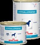 Royal Canin Hypoallergenic 200 гр./Роял канин консервы диета  для собак с пищевой аллергией или непереносимостью