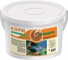 Зоомир Гаммарус (2,7 л.) 250 гр./ Корм для декоративных прудовых и аквариумных рыб
