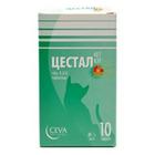 Цестал Кет//антигельминтик для кошек 10 таб.
