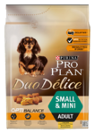 Pro Plan Duo Delice Small 2,5 кг./Проплан доу делис сухой корм для собак мелких пород с курицей и рисом