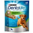 DENTALIFE 142 гр./Лакомство для ухода за полостью рта собак крупных пород