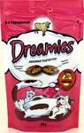 Dreamies 60гр./Дримисиз лакомые подушечки для кошек с говядиной