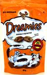 Dreamies 60 гр./Дримисиз лакомые подушечки для кошек с курицей
