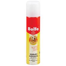 Bolfo//Больфо аэрозоль от блох и клещей для собак 250 мл