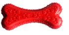 HOMEPET Игрушка для собак косточка с пищалкой 12 см.
