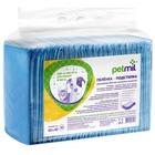 Медмил/Петмил 60*40*30шт/Пеленки  впитывающие одноразовые для ухода за домашними животными