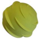 Мячик резиновый с пищалкой SuperDesign для собак, 6 см.