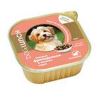 Dog Lunch 150 гр./Дог Ланч консервы для собак Фрикадельки в нежном соусе Баранина