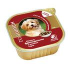 Dog Lunch 150 гр./Дог Ланч консервы для собак Фрикадельки в нежном соусе Мясное ассорти