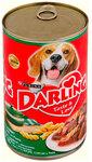 Darling 1,2 кг./Дарлинг консервы для собак с кроликом и индейкой
