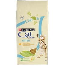 Cat Chow Kitten 400 гр./Кет Чау сухой корм для котят