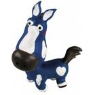 """Dezzie 5620009//Деззи игрушка для собак """"Осел"""" 22 см"""
