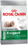 Royal Canin Mini Exigent 2 кг./Роял канин сухой корм для собак привередливых в питании