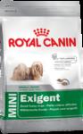 Royal Canin Mini Exigent 800 гр./Роял канин сухой корм для собак привередливых в питании