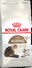 Royal Canin Ageing +12  4 кг./Роял канин сухой корм для кошек старше 12 лет