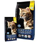 Farmina Matisse Salmon & Tuna 400 гр./Фармина сухой корм для кошек Лосось с тунцом