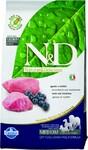 Farmina N&D Lamb & Blueberry Adult 2,5 кг./Фармина сухой корм для собак Ягненок с черникой для мелких пород