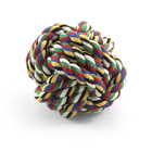 TRIOL Игрушка для собак Веревка плетеный мяч 50 мм./12111042