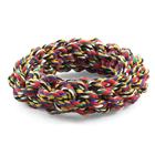 TRIOL Игрушка для собак Веревка-плетеное кольцо 115 мм./12111045