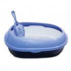 Triol/Туалет со столбиком для маленьких собак 47*70 см./PL001/