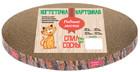 РОДНЫЕ МЕСТА Пень сосновый H 2,5 см D 35 см когтеточка большая с пропиткой кошачьей мятой (80754)
