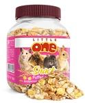 Little One 100 гр./Литл Ван Лакомство Воздушные зерна  для грызунов