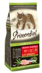 PRIMORDIAL URINARY 6кг корм сухой для кошек при МКБ беззерновой индейка сельдь