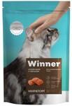 Winner 400 гр./Виннер сухой корм д/кошек стерилизованных лосось