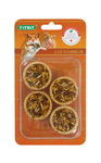 TitBit /ТитБит Тарталетки с кабачком и фундуком для хомяков