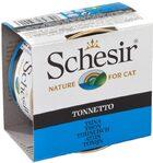Schesir 85 гр./Шезир консервы для кошек тунец