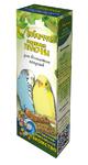 Любимчик 2 шт./ Палочки Витаминно-минеральное лакомство для волнистых попугаев
