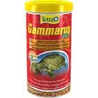 Tetra Gammarus Mix 250 мл./Тетра Здоровый полноценный корм для черепах, содержащий гаммарус
