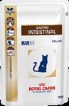 Royal Canin Gastro Intestinal 100 гр./Роял канин консервы в фольге для кошек при нарушении пищеварения
