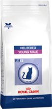 Royal Canin Neutered Young Male 1,5 кг./Роял канинисухой корм для кастрированных котов с момента операции до 7 лет
