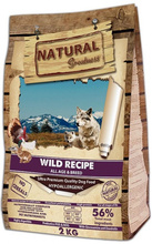 Natural Greatness Wild Recipe 2 кг./ Сухой корм для собак 2 кг