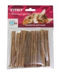 TitBit /ТитБит Кишки говяжьи для кошек мягкая упаковка