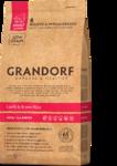 GRANDORF 3 кг./Сухой корм для собак всех пород Ягненок с рисом