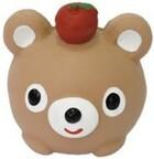 """№1/Игрушка для собак """"Медвежонок"""", с пищалкой, 7 см"""