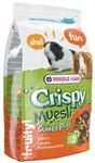 Versele-Laga 1 кг./Верселе Лага корм для морских свинок Crispy Muesli Guinea Pigs с витамином С /461711