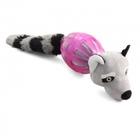 Triol/Игрушка  для собак Енот в броне/D9045